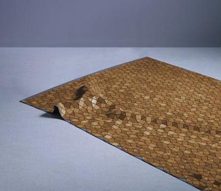 Tappeti di legno | Uniamo le menti esistenti